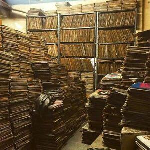 50 X 12 Quot Schallplatten Sammlung Record Collection House