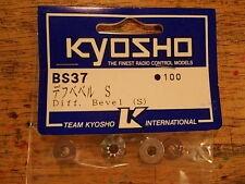 BS-37 Diff Bevel (S) - Kyosho Turbo Burns Inferno ST Landmax GP-20 USA-1 Nitro