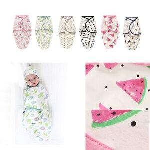 Baby-Toddler-Newborn-Blanket-Swaddle-Sleeping-Bag-Sleepsack-Stroller-Easy-Wrap