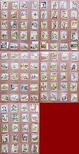 FIGURINE NANNINA - TARZAN SERIE COMPLETA di 100 Figurine - RARE - OTTIME!