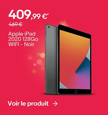 Apple iPad 2020 128Go WIFI - Noir - 409,99 €*