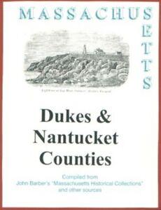 MA-Martha-039-s-Vineyard-Nantucket-Dukes-County-1839-Barber-Massachusetts-History-RP