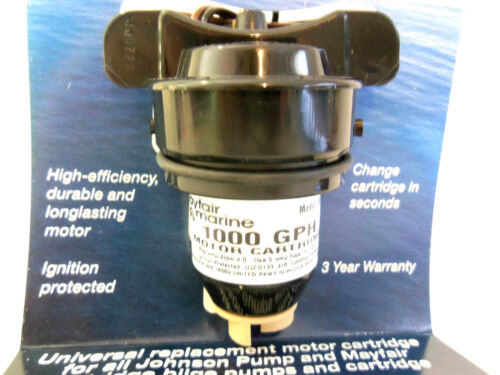 Johnson Pump 28512 Replacement Cartridge 1000 GPH Johnson and Mayfair