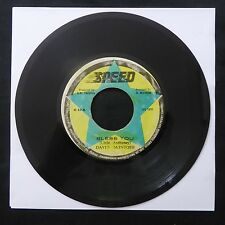 "DAVID McINTOSH Bless You SPEED JAMAICAN PRESS 7"" 45 REGGAE ROOTS DUB"