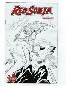 RED SONJA #16 DECOBRAY COSPLAY VARIANT 2020 DYNAMITE ENTERTAINMENT 7//1//20 NM
