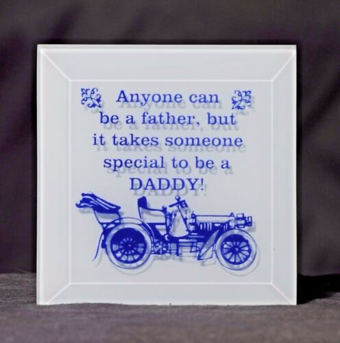 A Keepsake Plaque for your Dad A Gift for your Father