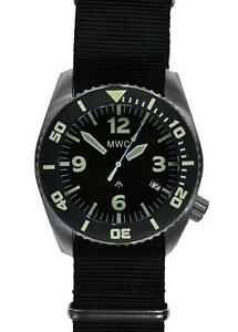 MWC-034-Depthmaster-034-1000m-Military-Divers-Watch-With-Helium-Valve-Quartz