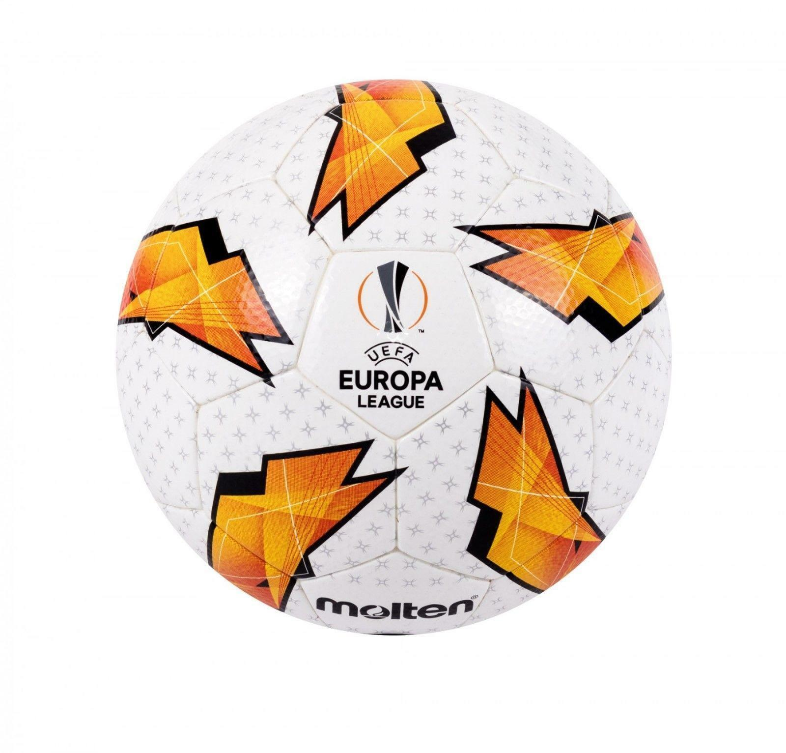 MOLTEN Palla di corrispondenza ufficiale ufficiale ufficiale della UEFA Europa League - 2018 19 a00574