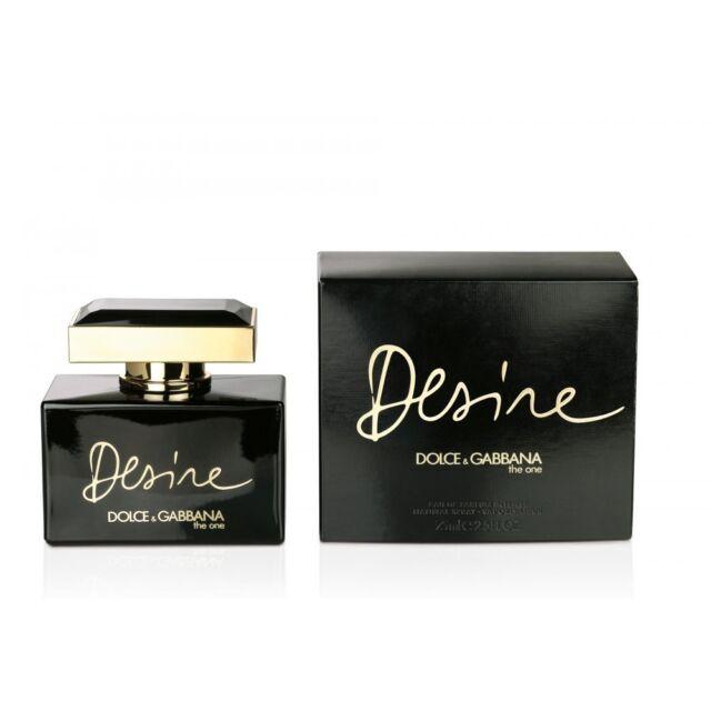 Dolce   Gabbana The One Desire 75ml EDP Spray - NEW   BOXED - FREE P P 0f8ab62e34cd
