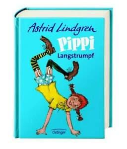 Pippi-Langstrumpf-Gesamtausgabe-Astrid-Lindgren-1987-deutsch-NEU
