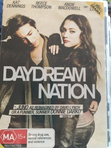 1 of 1 - Daydream Nation (DVD, 2011) Kat Dennings. Reece Thompson - Free Post!