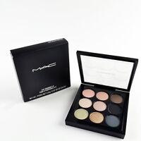 Mac Eyeshadow Palette X 9 Smoky Metallic Times Nine - Size 0.8 / 0.02 Oz. Each