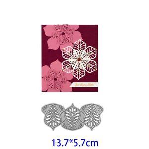 Stanzschablone-Eichel-Blume-Hochzeit-Weihnachts-Oster-Geburtstag-Album-Karte-DIY