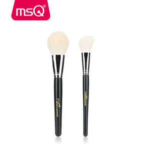 Quality-2Pcs-Makeup-Brush-Sets-Large-Powder-Brush-Contour-Face-Blusher-Brushes