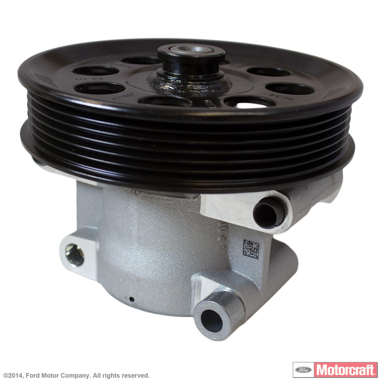 Power Steering Pump-New MOTORCRAFT STP-281 fits 2011 Ford F-150