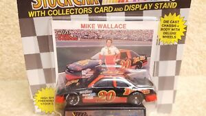 New-1992-Racing-Champions-1-64-Diecast-NASCAR-Mike-Wallace-1st-Ade-Sports-Drink