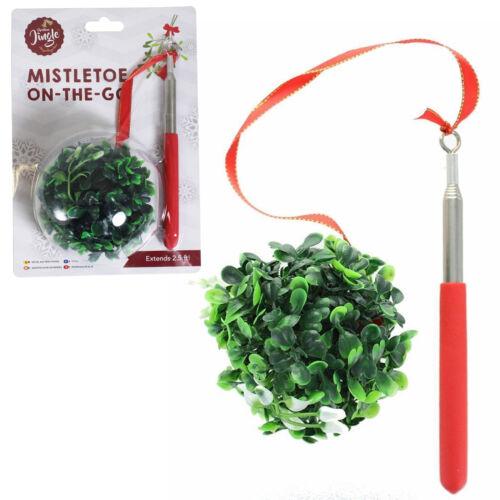 Noël Jingle Gui sur-le-Go on extensible Stick Novelty Party objet