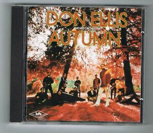 ♫ - DON ELLIS & HIS ORCHESTRA - AUTUMN - 1969 - CD 6 TITRES - TRÈS BON ÉTAT - ♫