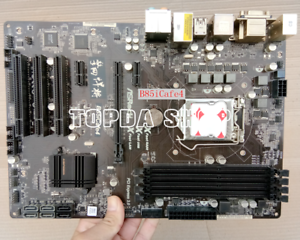 1PC-Asrock-B85icafe4-DDR3-1150-pin-motherboard