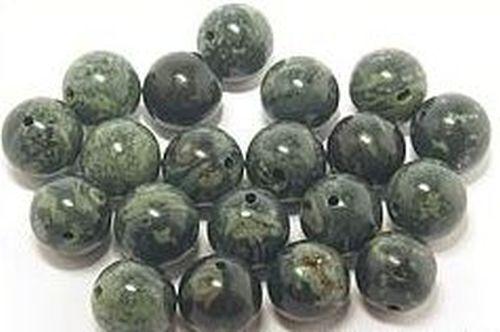 20 kambabajaspis balles environ 8 mm