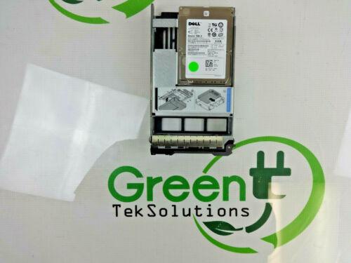 """Dell T871K 0T871K 300GB 10K RPM 6Gbps 2.5/"""" SAS Hard Drive HDD ST9300603S w// Tray"""
