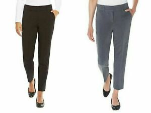 "Kirkland Signature Ladies' Dress Pant 27"" Inseam Size 14 Workwear #7335241"