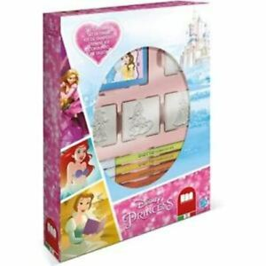 Tracked P/&P Disney Princess 4 Piece Art Stamp Set /& Felt Pens