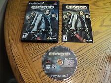 Eragon (Sony PlayStation 2, 2006) Complete