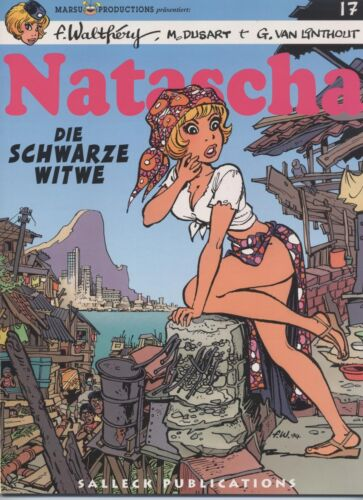 SALLECK PUBLICATIONS TOP NATASCHA ab # 16 WALTHERY