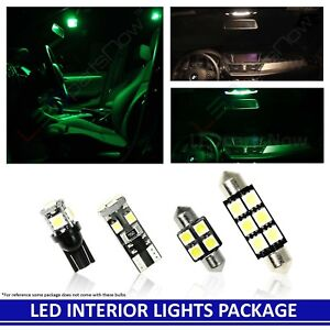 Image Is Loading Green Led Interior Lights Reverse Replacement For 2018