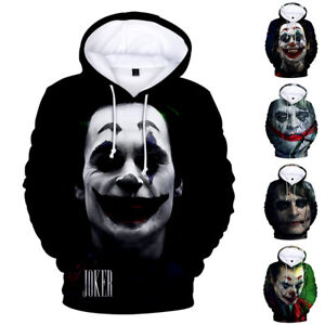 Men-Women-Sweatshirt-Movie-Jacket-Hoodie-Coat-Pullover-Tops-JOKER-3D-Print