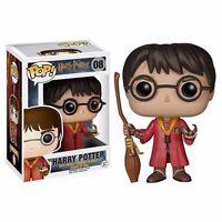 Funko Pop Harry Potter Quidditch Harry Vinyl Figure on Sale