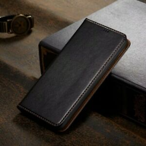 For-iPhone-11-Pro-XS-Max-XR-8-Case-Genuine-FS-Magnetic-Leather-Wallet-Flip-Cover