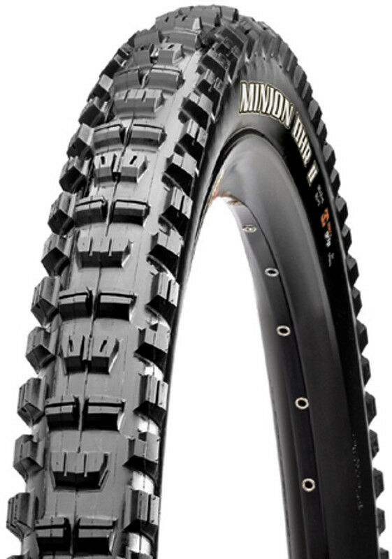 Maxxis Minion DHR II 26x2.80  EXO Tubeless Ready Folding  MTB Bike Tyre  the best selection of