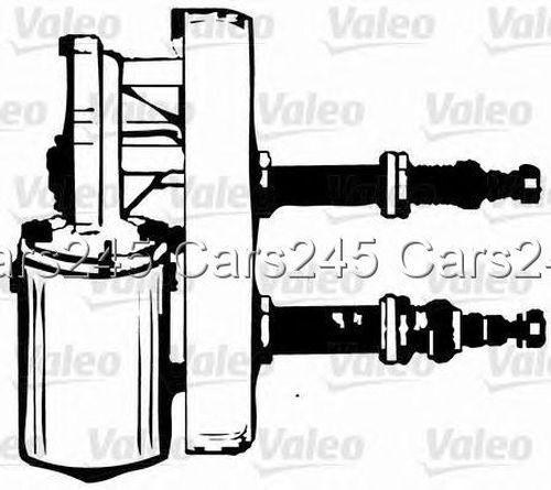 Liebherr Vorne Wischermotor 24V VALEO 403744