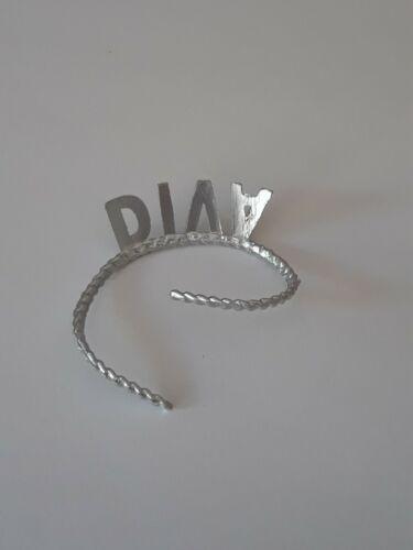 LOL Surprise Omg Doll Accessory Silver DIVA Belt