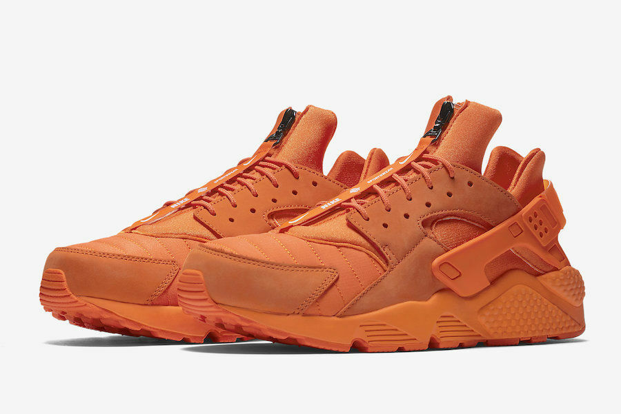 Nike Air Hurache Run QS AJ5578-800 orange Blaze Brand Brand Brand New Men's shoes Size 7 b380df