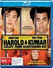 Harold and Kumar Escape from Guantanamo Bay (Blu-ray, 2009)