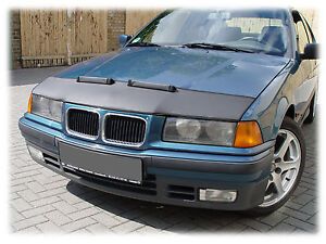BMW E CUSTOM CAR HOOD BRA NOSE FRONT END MASK EBay - Bmw 1990
