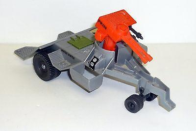 GI JOE ROAD TOAD Vintage Action Figure Vehicle BRV COMPLETE 1987