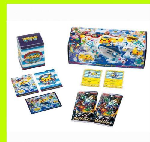 Yokohama Pokemon Center Yokohama Sailor Pikachu Special Box Card Japan