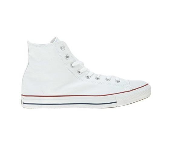 Mens CONVERSE ALL STAR HI White Trainers X7650