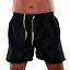 HERREN Übergröße Badeshorts Badehose Bigsize NEON plus size  Männer Bermuda 12