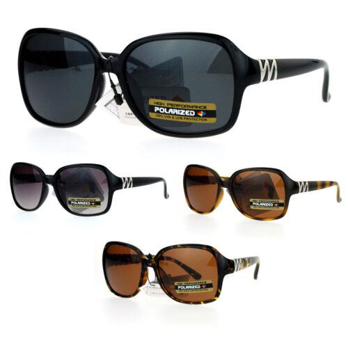 CG Eyewear Polarized Lens Plastic Designer Butterfly Sunglasses