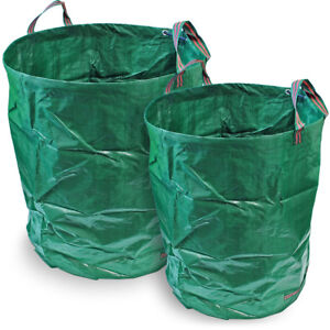 HEAVY DUTY GARDEN SACK rubbish leaves grass refuse bag