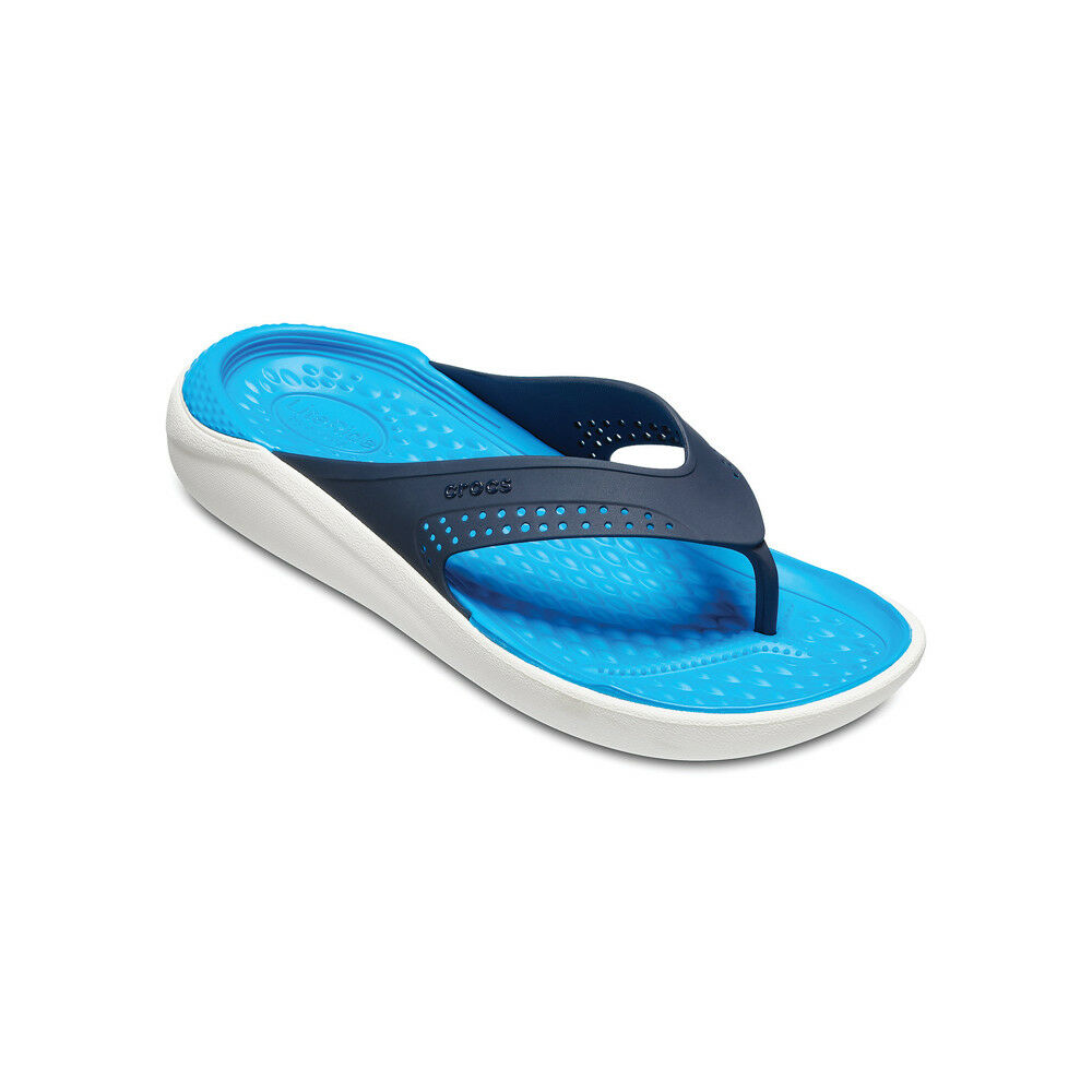 Crocs Flip-Flops Herren - Literide Flip - Blau Blau - 205182
