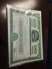 St. Louis - San Francisco Railway Co.(Frisco) stock certificate - Common