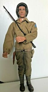 21st-Century-12-034-Military-Soldier-039-GI-Joe-Style-039-Action-Figure-w-8-Accessory