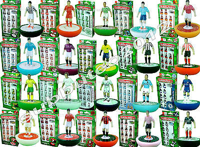 The NEW SUBBUTEO * ALL TEAMS AVAILABLE * Football Figures Paul Lamond Games