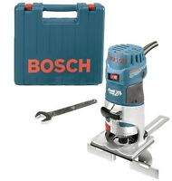 Bosch Pr20evsk Palm Router Kit Colt Variable-speed Fixed Base